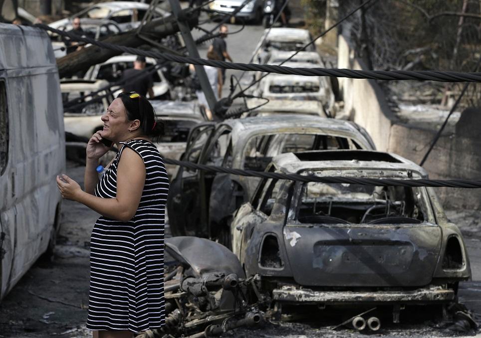 Episcop ortodox: incendiile din Grecia, pedeapsa lui Dumezeu pentru că premierul e ateu
