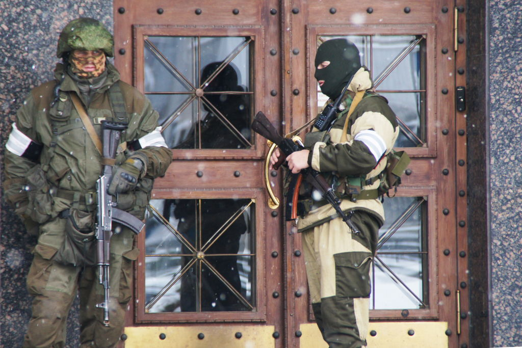 Torturile la care sunt supuşi soldaţii ucraineni prinşi de separatişti.