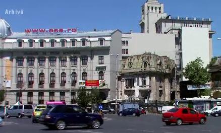 Simbolul neputinței și al intereselor financiare, aflat în centrul Capitalei