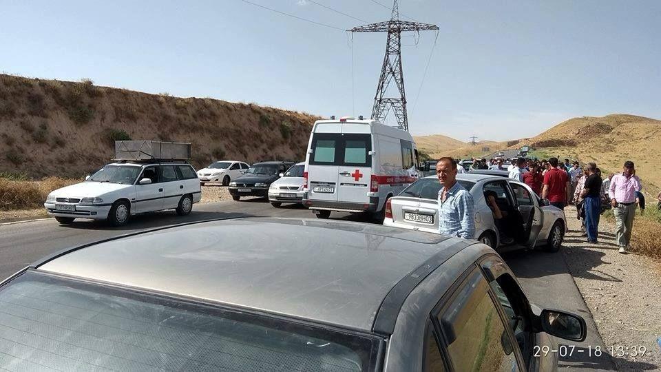 Atac asupra unui grup de turişti străini, în Tadjikistan. A fost revendicat de ISIS
