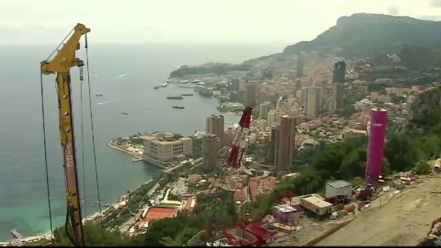 Principatul Monaco se extinde în mare. Proiectul va costa 2 miliarde de dolari