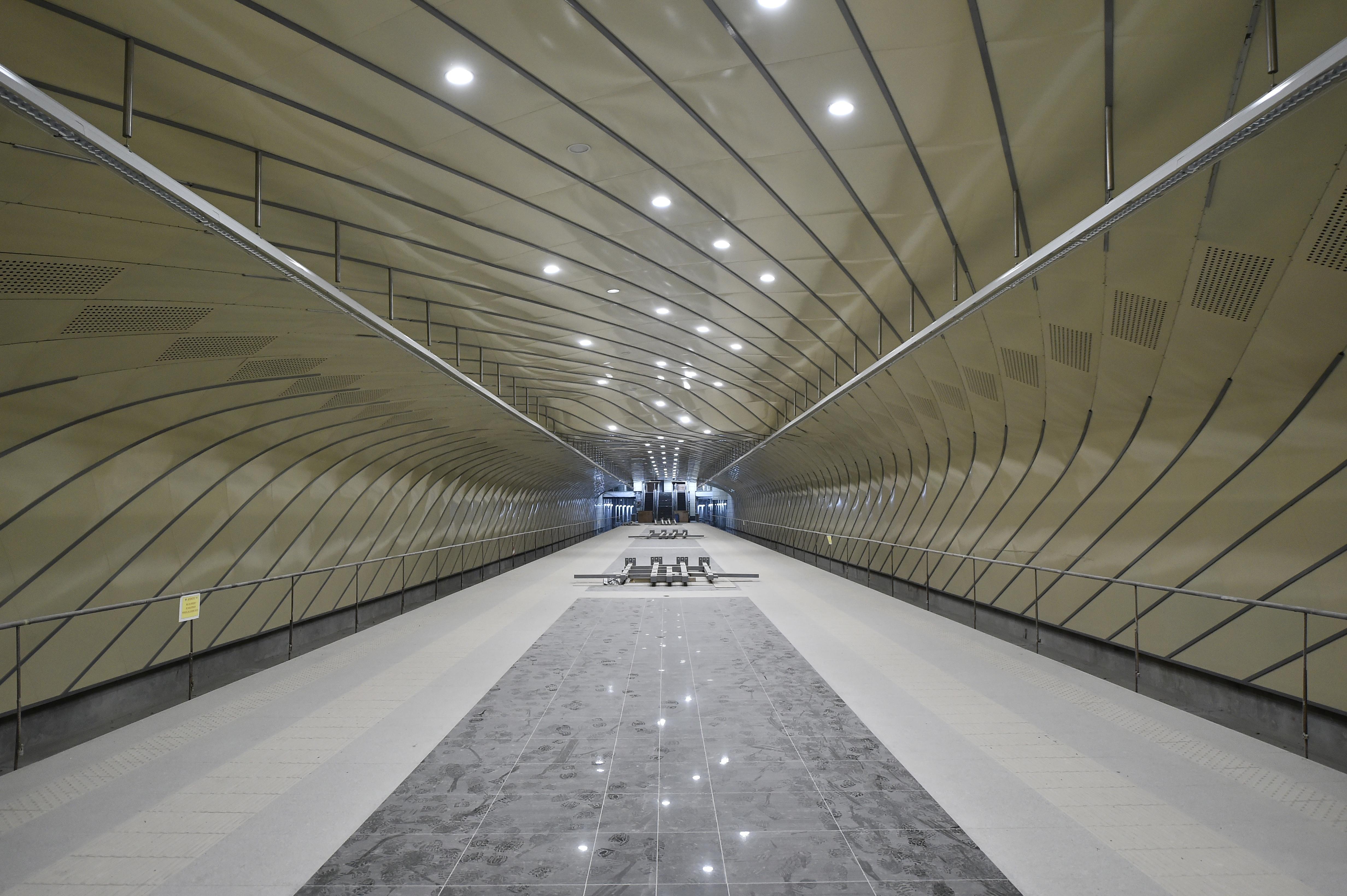Noi precizări de la Metrorex privind inaugurarea magistralei M5 Drumul Taberei. Când va putea fi folosită