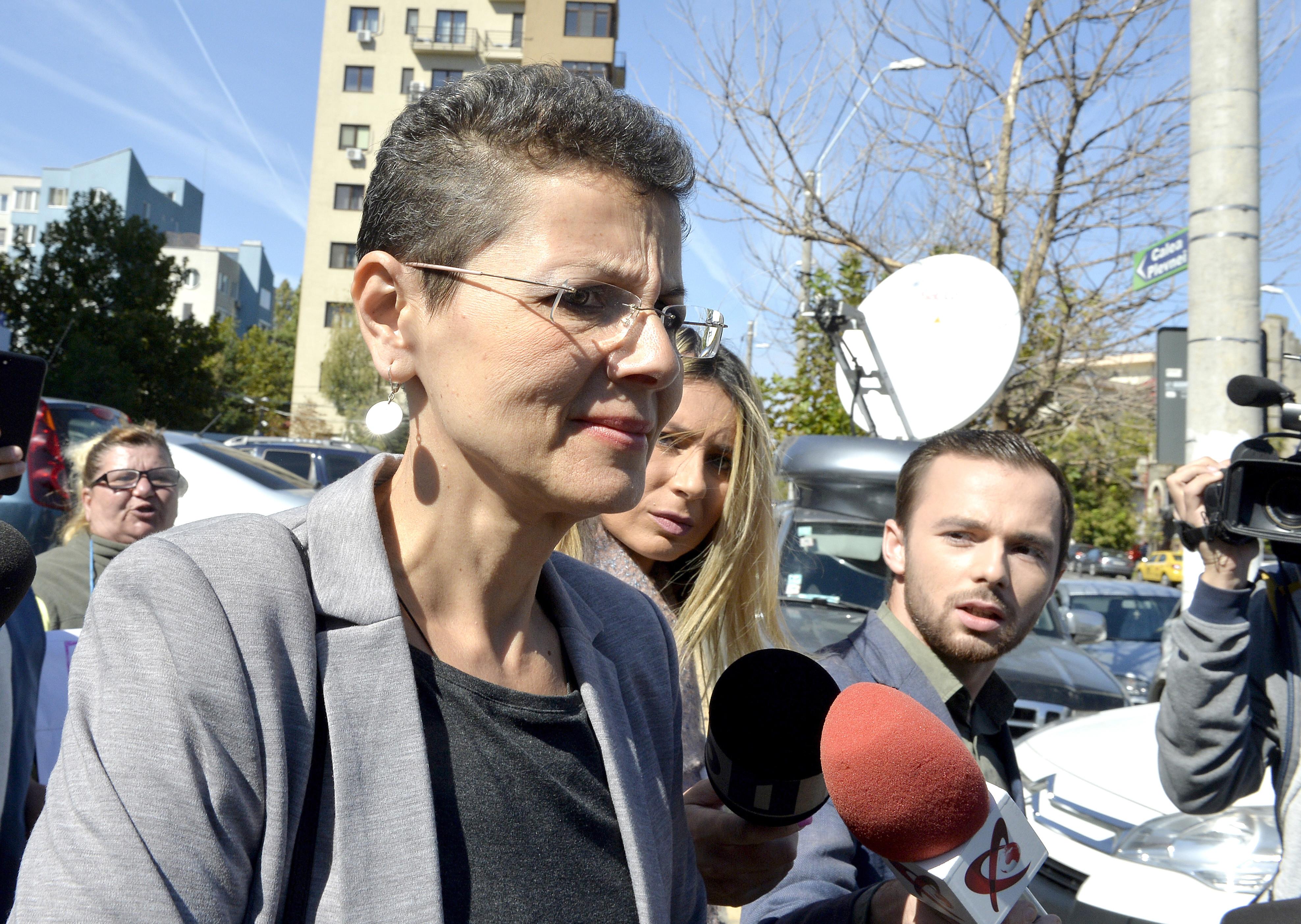 Adina Florea s-a retras din procedura de numire la conducerea SIIJ