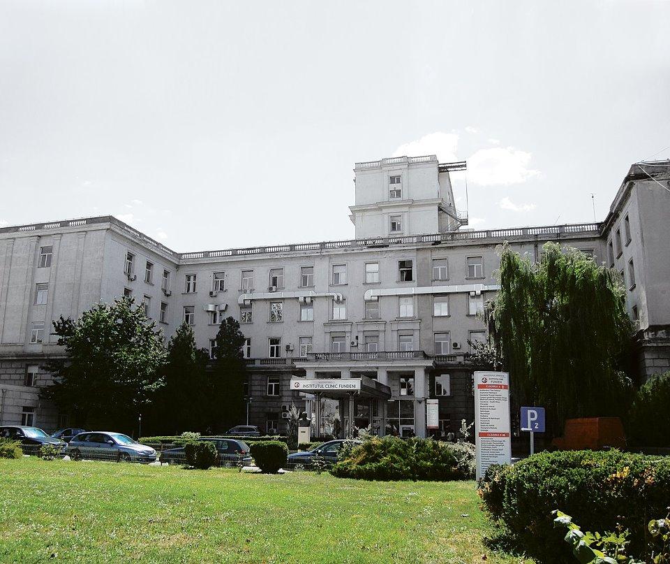 Institutul Clinic Fundeni a rămas fără apă caldă și căldură. Reacția Termoenergetica