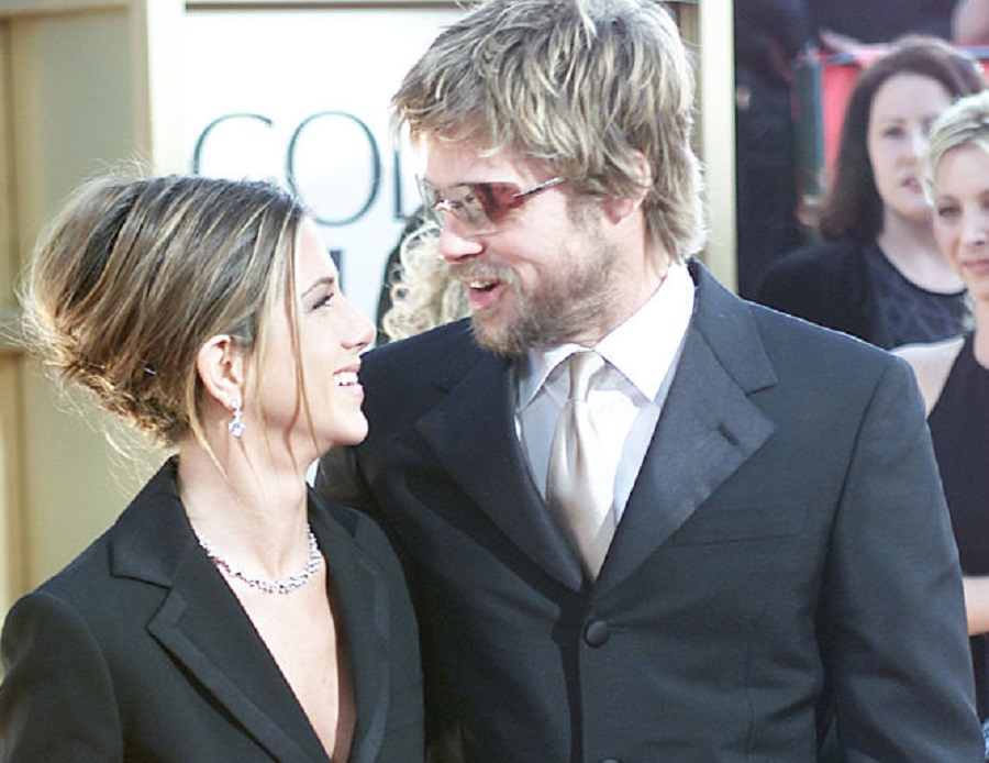 Întâlnire secretă între Brad Pitt și Jennifer Aniston. Unde au fost cei doi