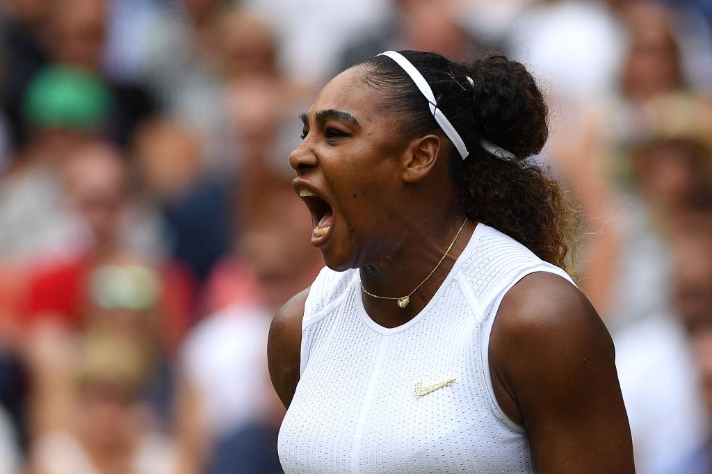 Serena Williams s-a retras de la Roland Garros înaintea meciului din turul al doilea