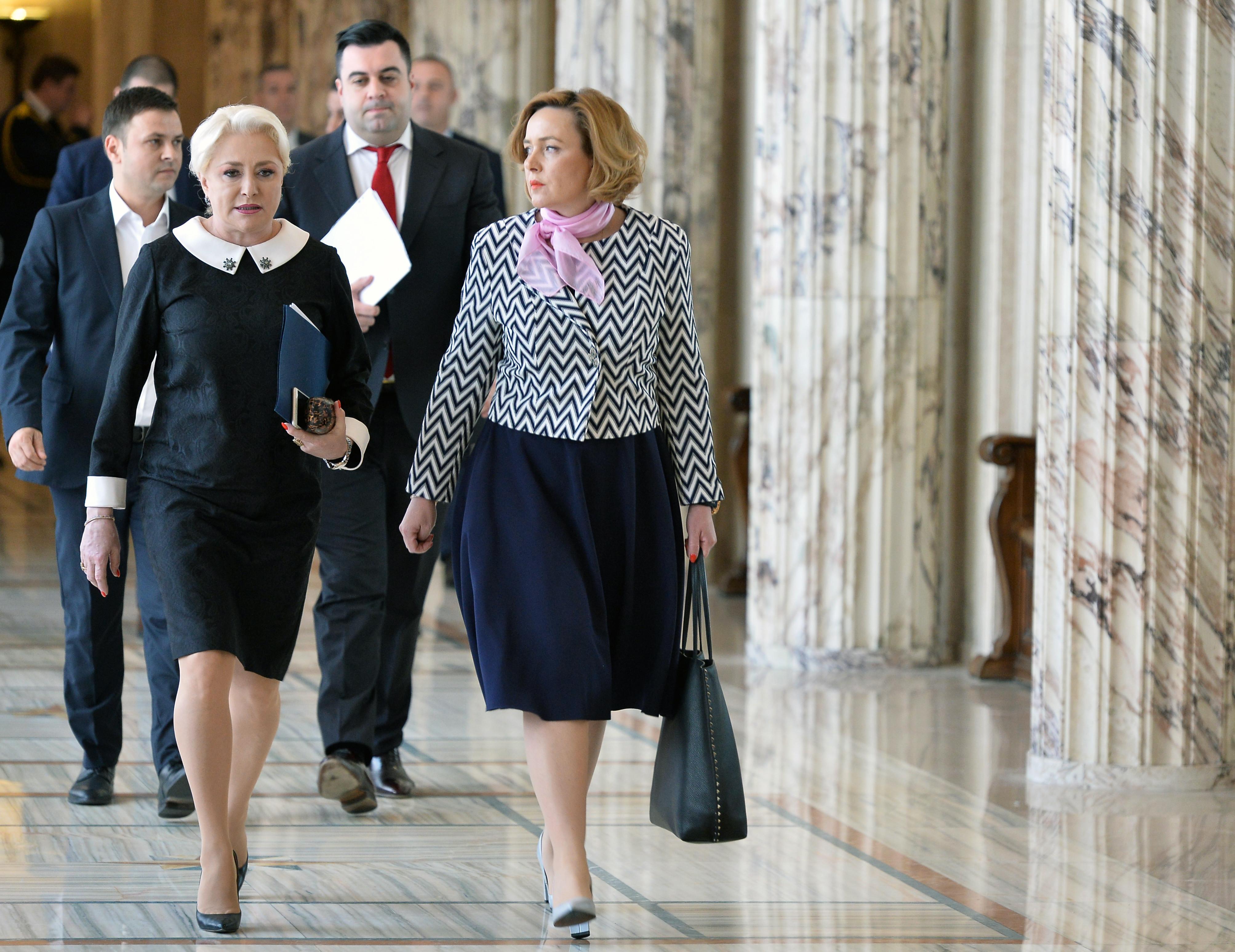 """Carmen Dan, dezvăluiri despre plecarea sa din MAI: Dăncilă """"nu mi-a cerut demisia!"""""""
