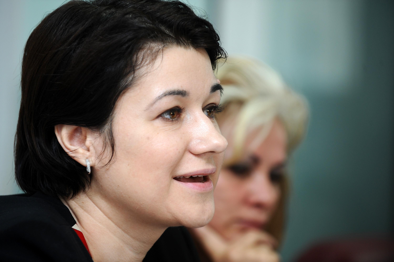 Corina Corbu a fost validată de CSM în funcţia de preşedinte al Instanţei supreme