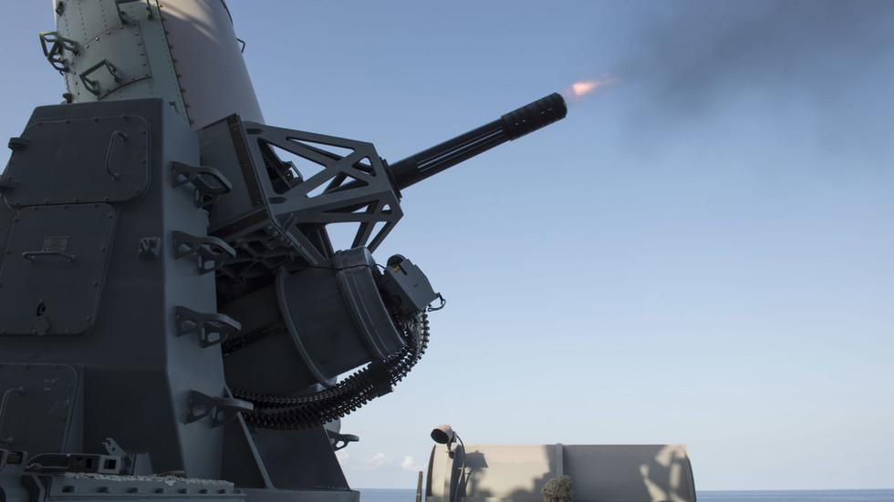 Trump: Marina SUA a doborât o dronă iraniană în Strâmtoarea Ormuz