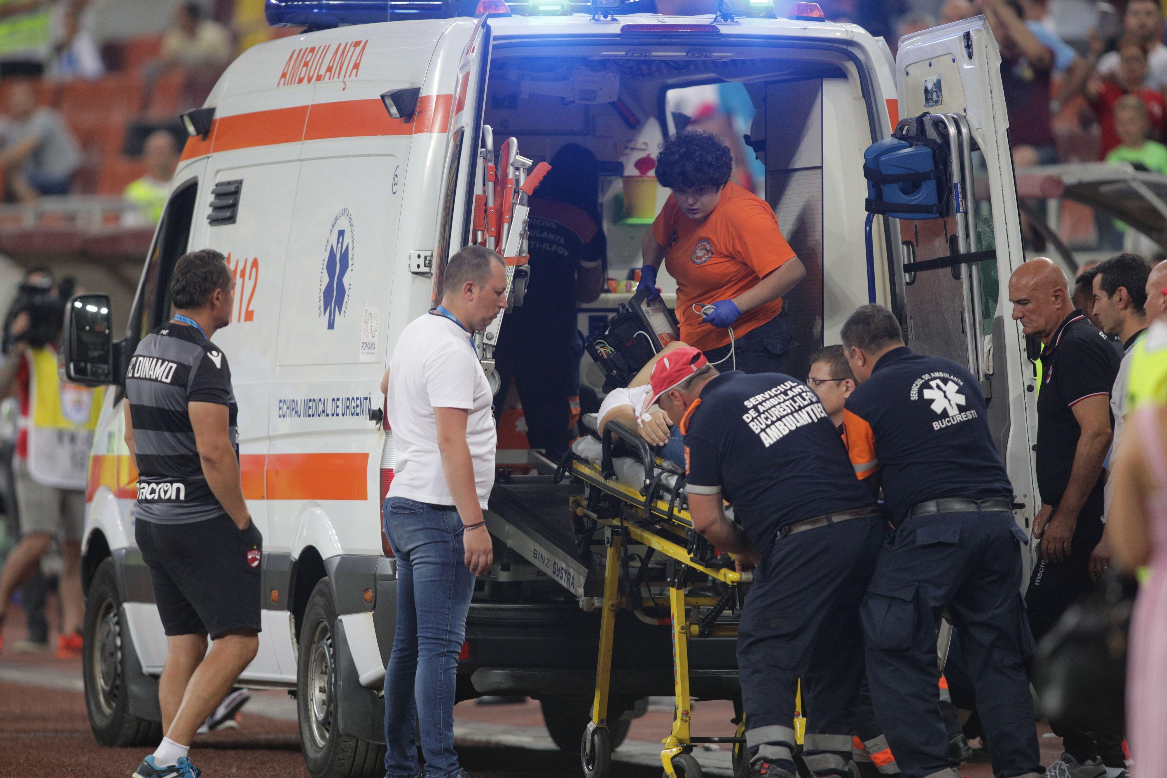Eugen Neagoe, victima unui atac de cord pe teren, nu mai este antrenor la Dinamo
