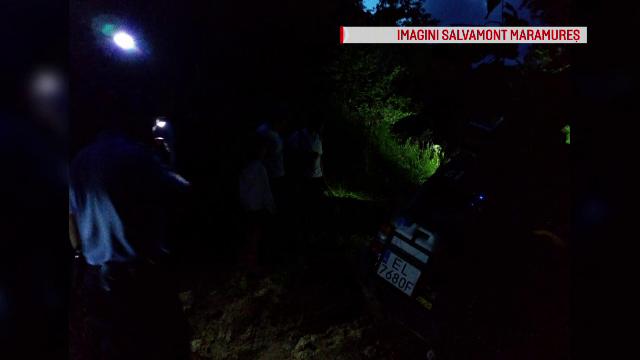 Patru turiști polonezi, rătăciţi pe un drum forestier din Maramureş. Cum au fost găsiţi