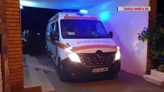 Francez în stare gravă, după ce s-a urcat pe un vagon, pentru un selfie, în gara din Aiud