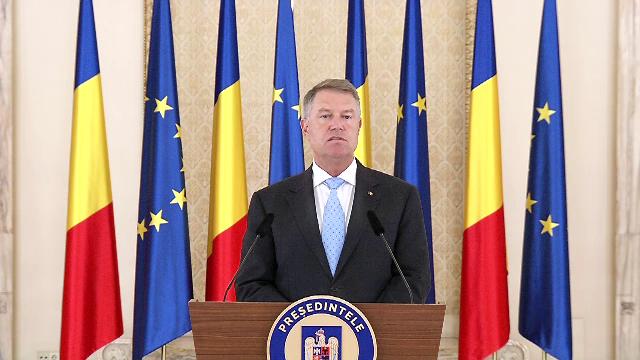 Iohannis a acuzat