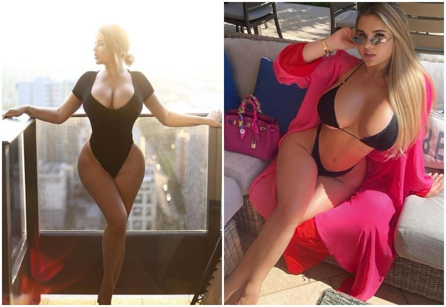 """Cine e rusoaica-fenomen Anastasiya, supranumită """"Kim Kardashian a Rusiei""""."""
