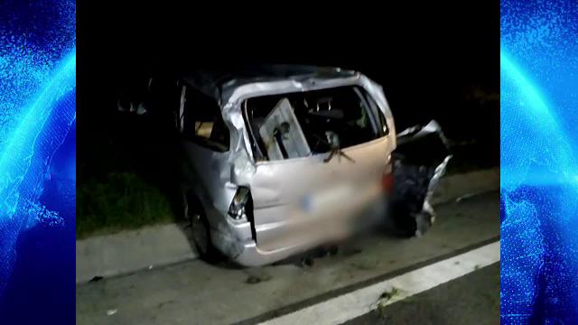 Accident mortal pe autostrada A3. Două persoane au murit