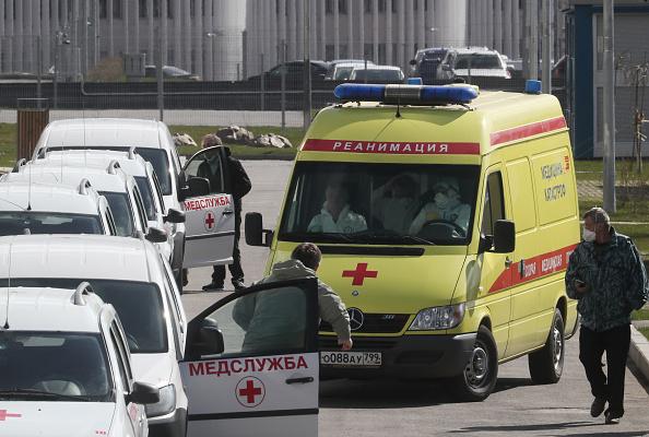 Patru muncitori au murit în Rusia. Un centru comercial aflat în construcție s-a prăbușit