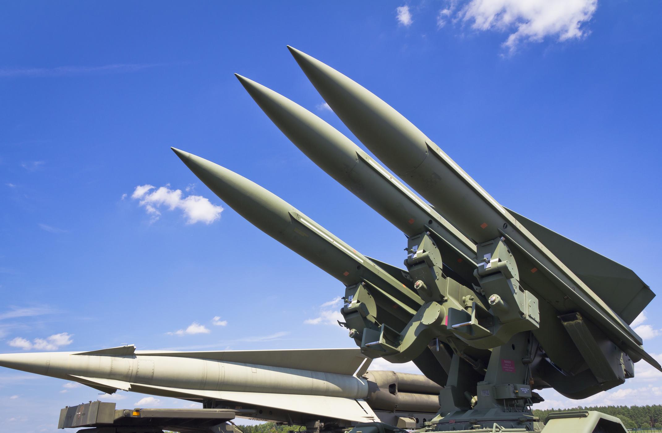 Exerciţii militare în Iran. Rachete balistice trase asupra unor ţinte pe mare