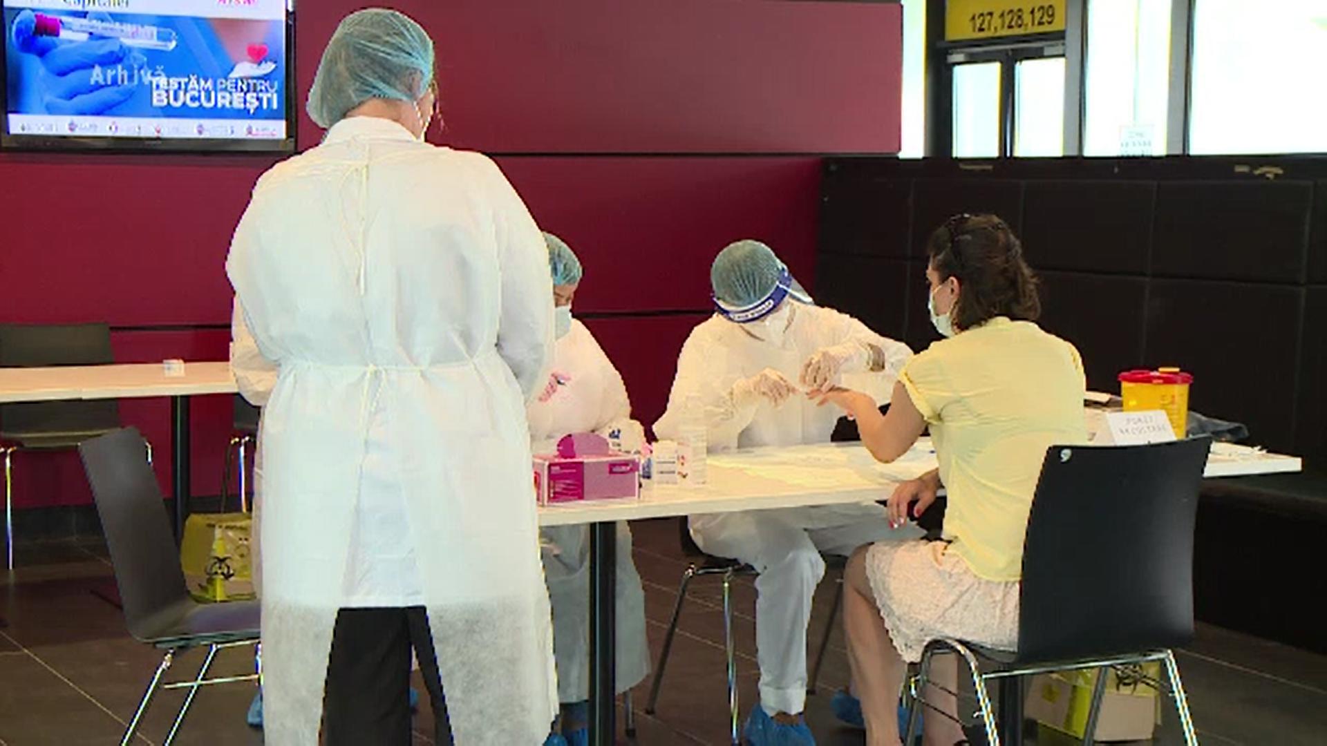 CGMB a decis că elevii, profesorii, angajații STB sau medicii se pot testa gratuit Covid