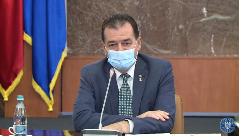 Pensii mai mari pentru români. Anunțul făcut de premierul Ludovic Orban
