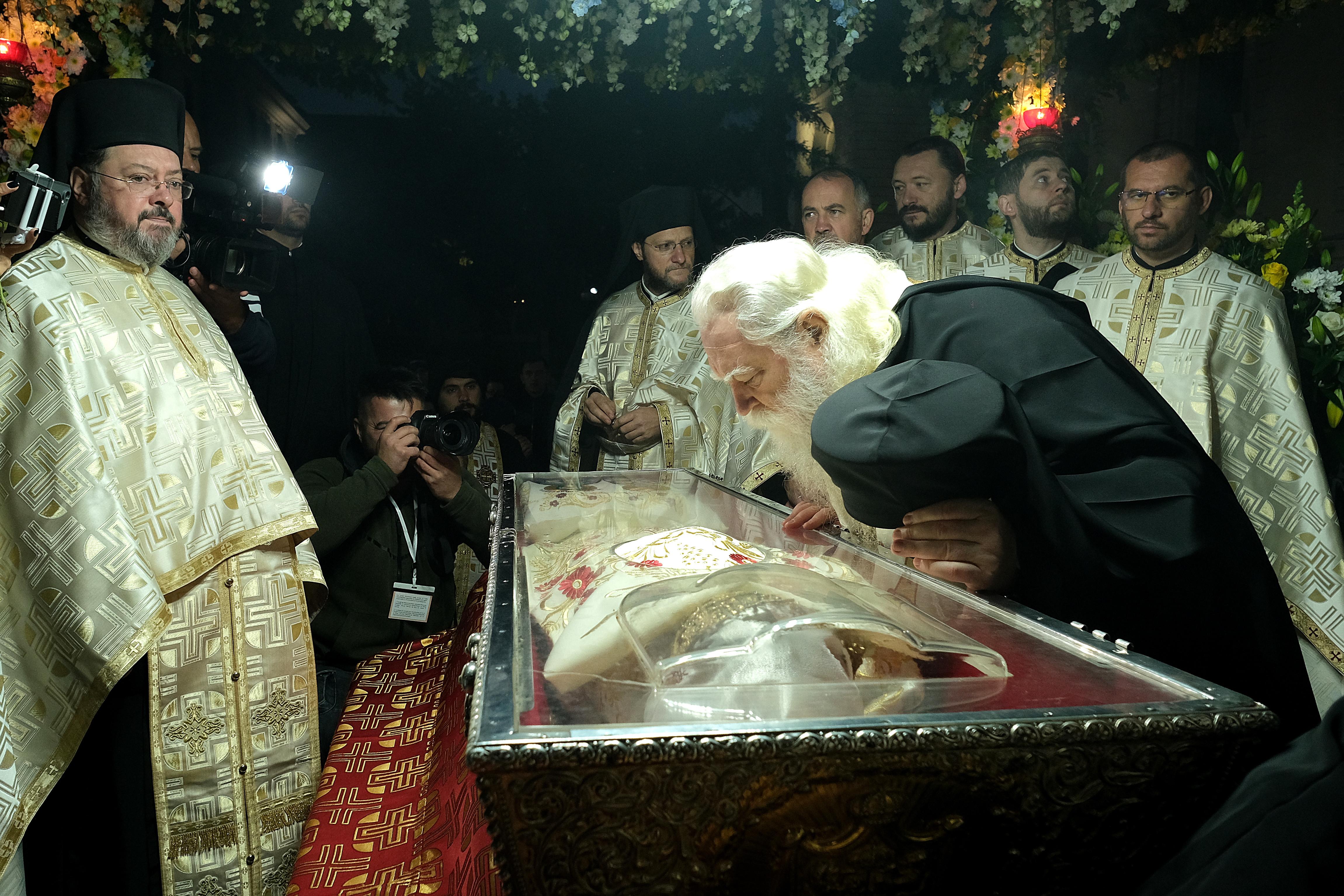 Când are loc pelerinajul de Sfânta Parascheva de la Iași