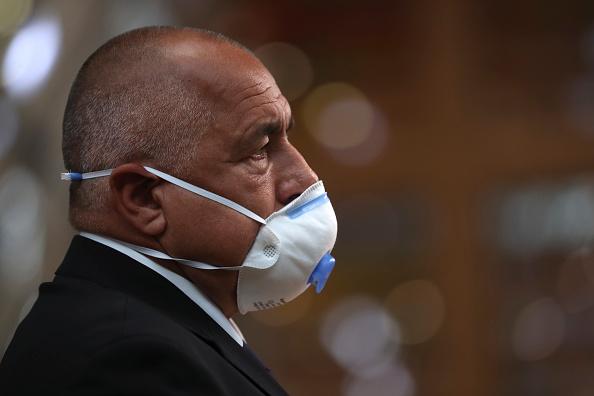 Premierul bulgar Boiko Borisov a fost testat pozitiv la noul coronavirus. Care este starea lui de sănătate