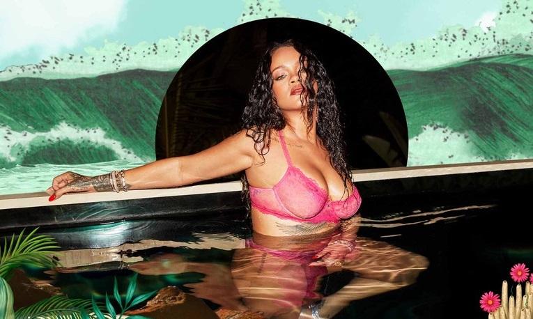 Rihanna, clip de peste 200.000 de vizualizări pe Instagram! Vedeta, filmată în lenjerie intimă