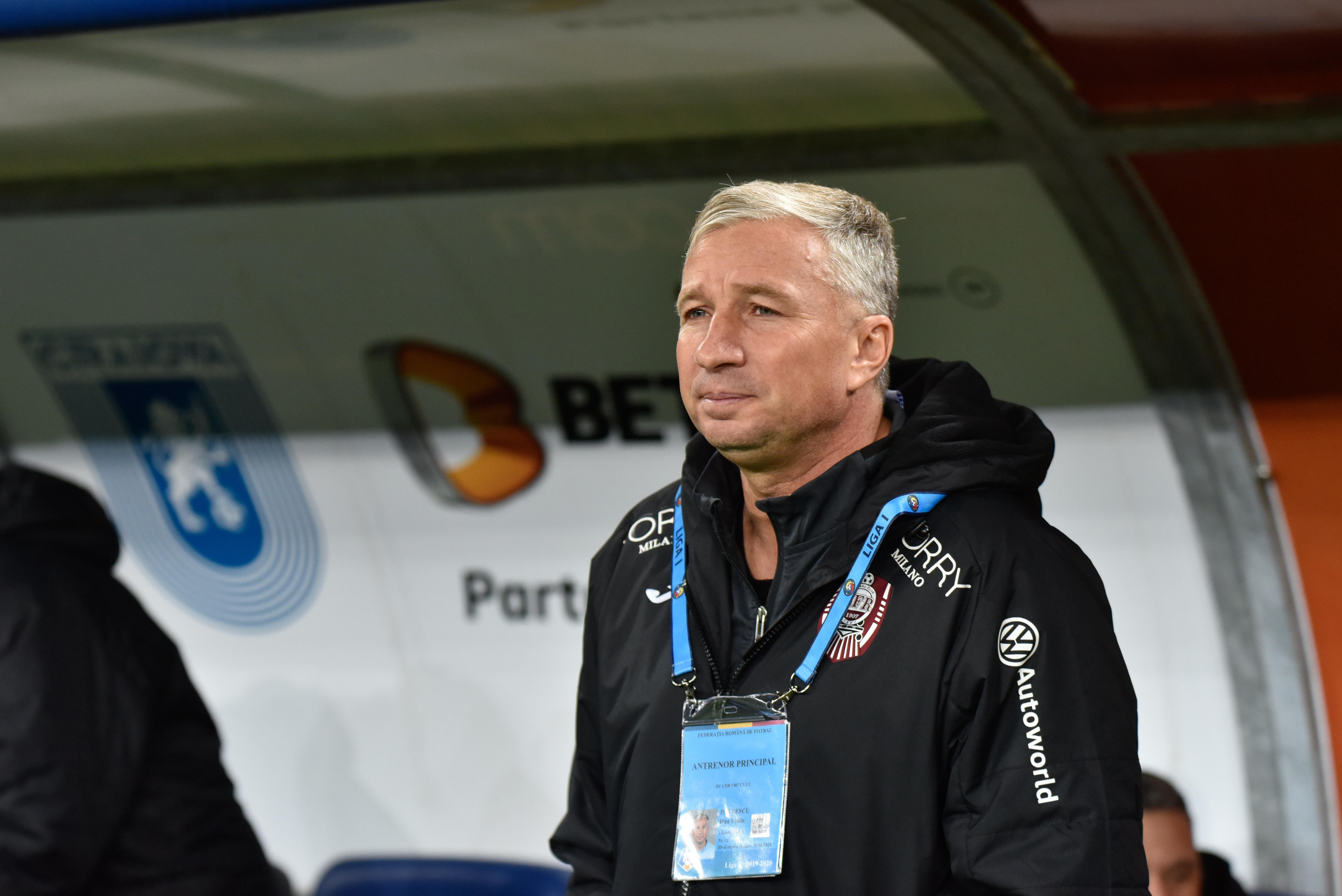 Dan Petrescu vrea să plece de la CFR Cluj. Patronul anunţă că echipa nu se prezintă la următorul meci