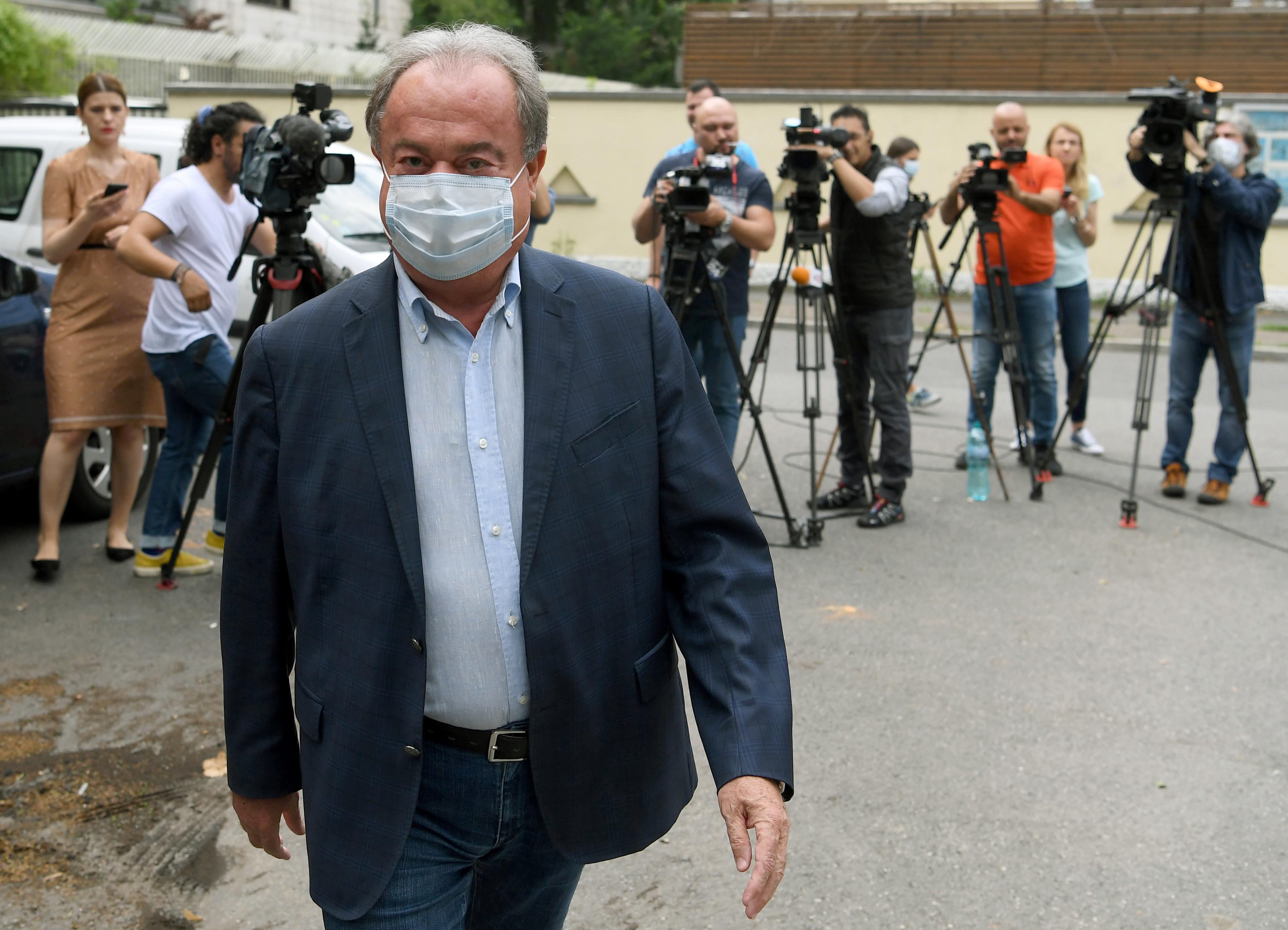 Lovitură pentru Vasile Blaga. Dosarul privind finanţarea ilegală a campaniei PDL se rejudecă