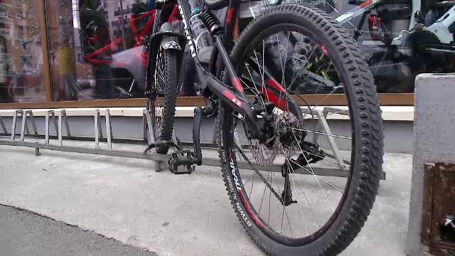 Tot mai multe biciclete sunt furate de hoți. Cele mai multe furturi, în București și în Cluj-Napoca