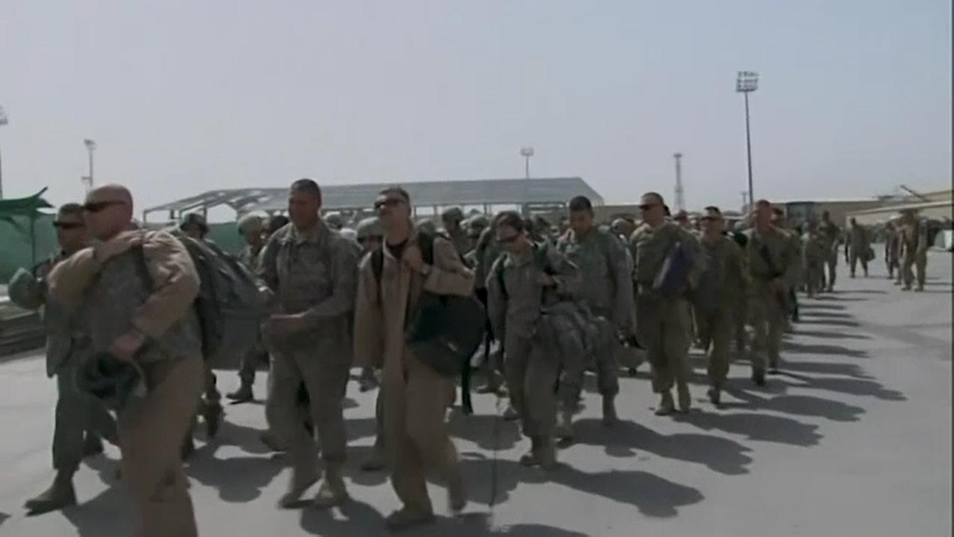 Programul de retragere din Afganistan se desfăşoară într-un ritm alert. Germanii și italienii au părăsit bazele