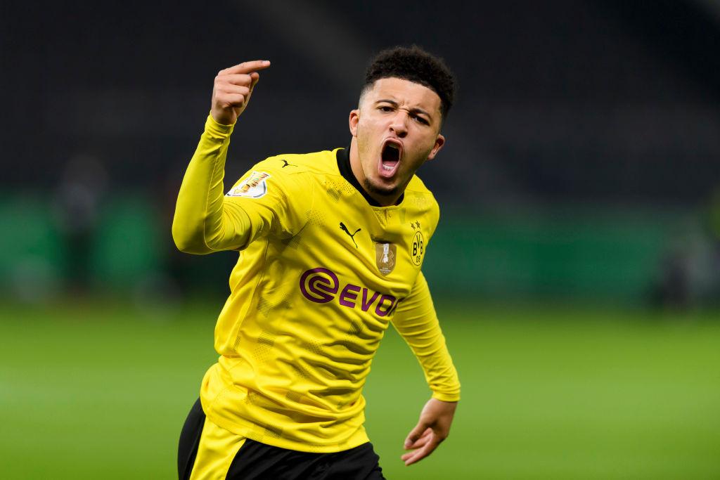 Manchester United l-a transferat pe Jadon Sancho de la Borussia Dortmund. Suma plătită de clubul englez
