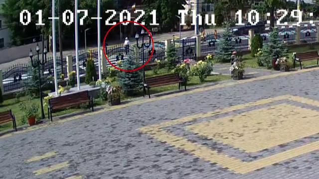 Un pensionar din județul Iași a murit, după ce a fost izbit de o mașină pe trecerea de pietoni