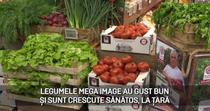(P) Legumele Mega Image au gust bun și sunt crescute sănătos, la țară