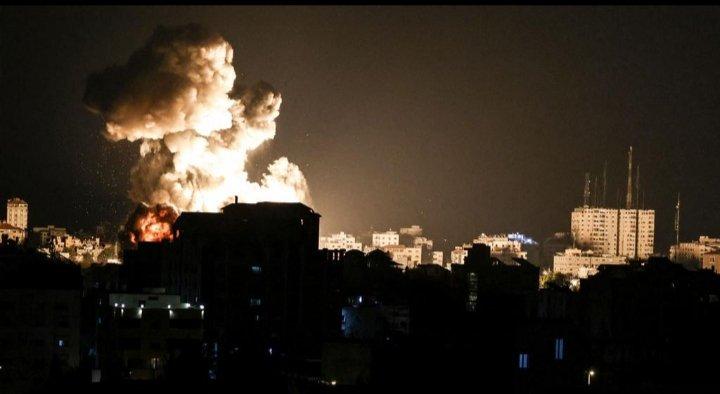 Lovituri israeliene în Gaza, în ripostă la lansări de baloane incendiare