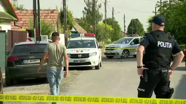Cum s-au petrecut scenele de groază din casa familiei din Corbu. Tatăl ucis, fiica violată, mama rănită