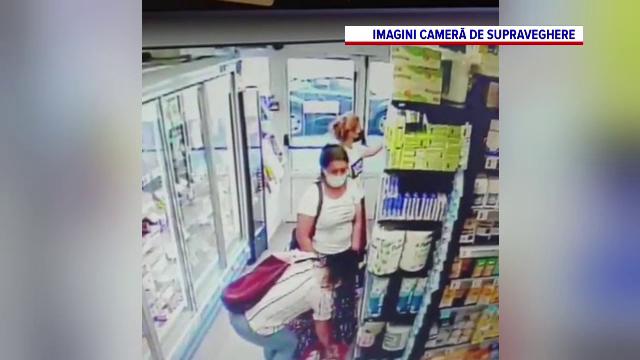 Mai mulți hoți care furau din magazine în plină zi, prinși de polițiști în Craiova. Unde ascundeau produsele
