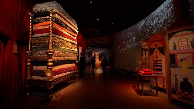 Basmele lui Hans Christian Andersen au prins viaţă într-un muzeu interactiv. A fost nevoie de 10 ani pentru proiect
