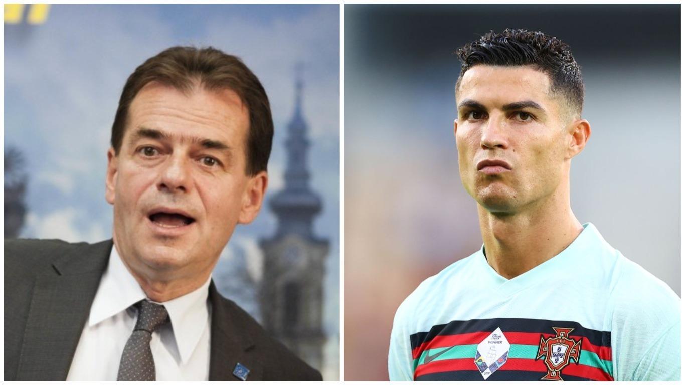 Ludovic Orban s-a comparat cu Cristiano Ronaldo. Cum a asemănat PNL cu Real Madrid