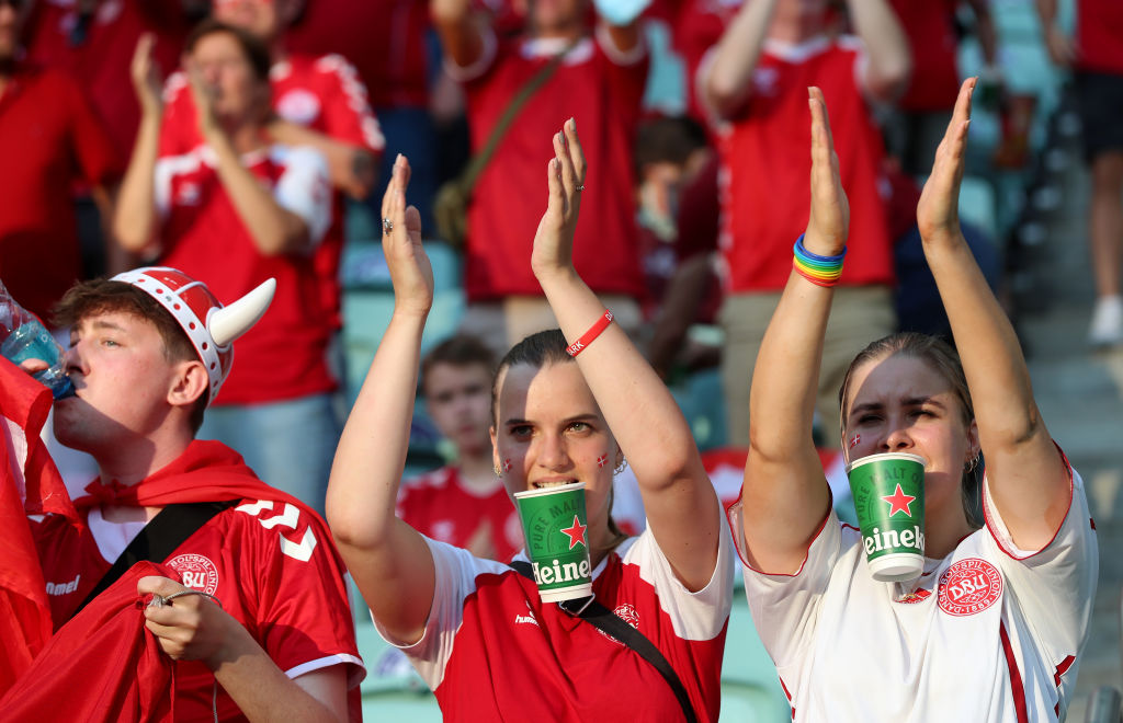 Cehia - Danemarca, 1-2 în sferturi la EURO 2020. Danezii se califică în semifinale