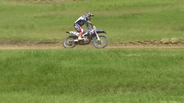 Campionatul de motocros are loc la Moreni. Ce dificultăți au concurenții