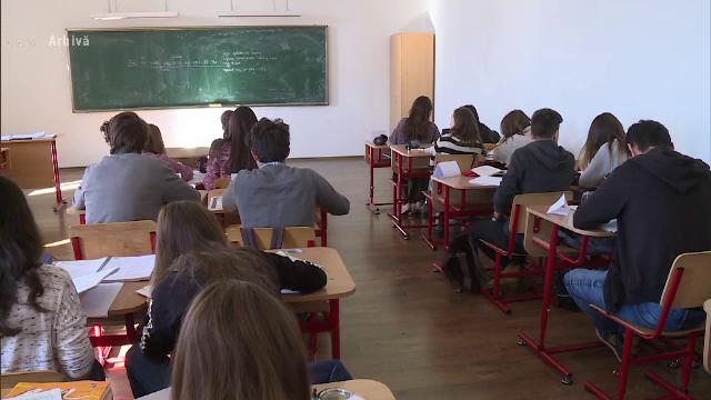 Elevii care vor să intre la școli de top susțin în această perioadă examenul de admitere în clasa a V-a