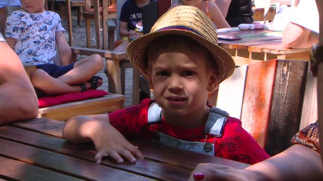 Cum se distrează părinții și copiii din marile orașe. Activități pentru cei mici, în centrul Bucureștiului