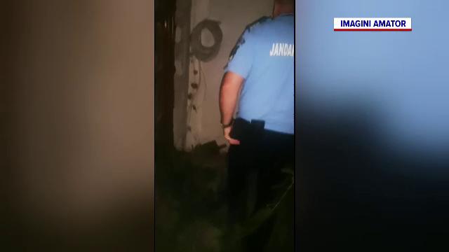 Poliţiştii din Dolj l-au prins pe bărbatul care a evadat din arest. Unde a stat ascuns