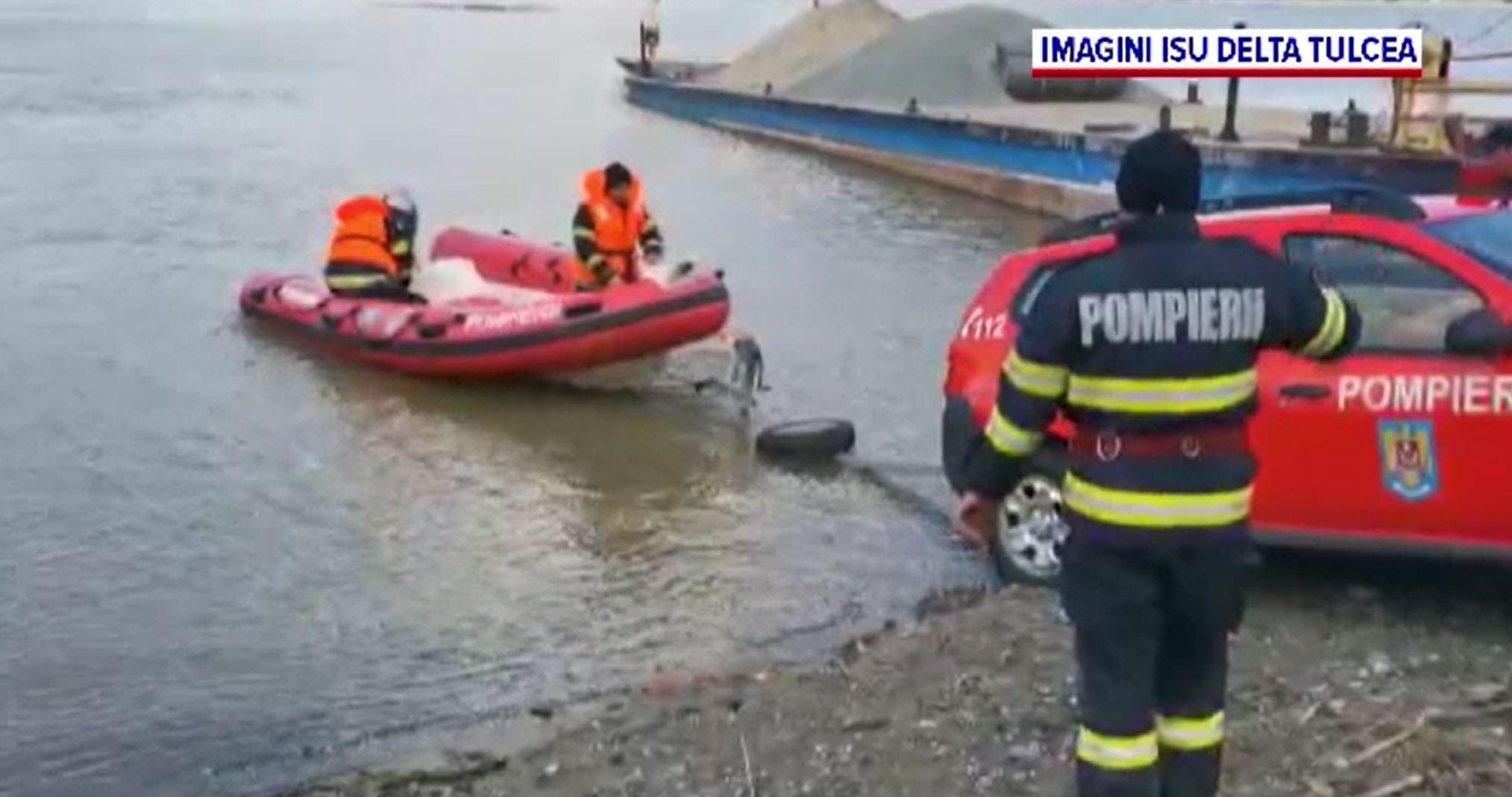 Alertă în Tulcea, după ce un băiat de 15 ani a intrat să facă o baie în Dunăre și a dispărut