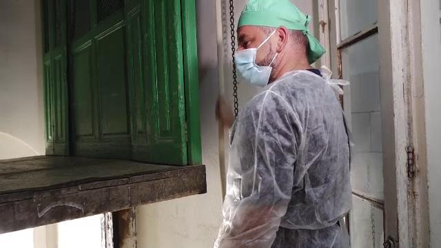 Spitalul din România care încă mai are lifturi acţionate manual, prin frânghii pe scripeţi. Când vor fi modernizate