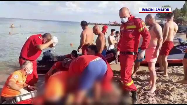 Salvamar din Costinești jefuit în timp ce încerca cu disperare să salveze viața unui om. Cine l-a prins pe hoț