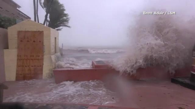 Prima furtună tropicală din Atlantic s-a format cu trei săptămâni mai devreme decât anul trecut