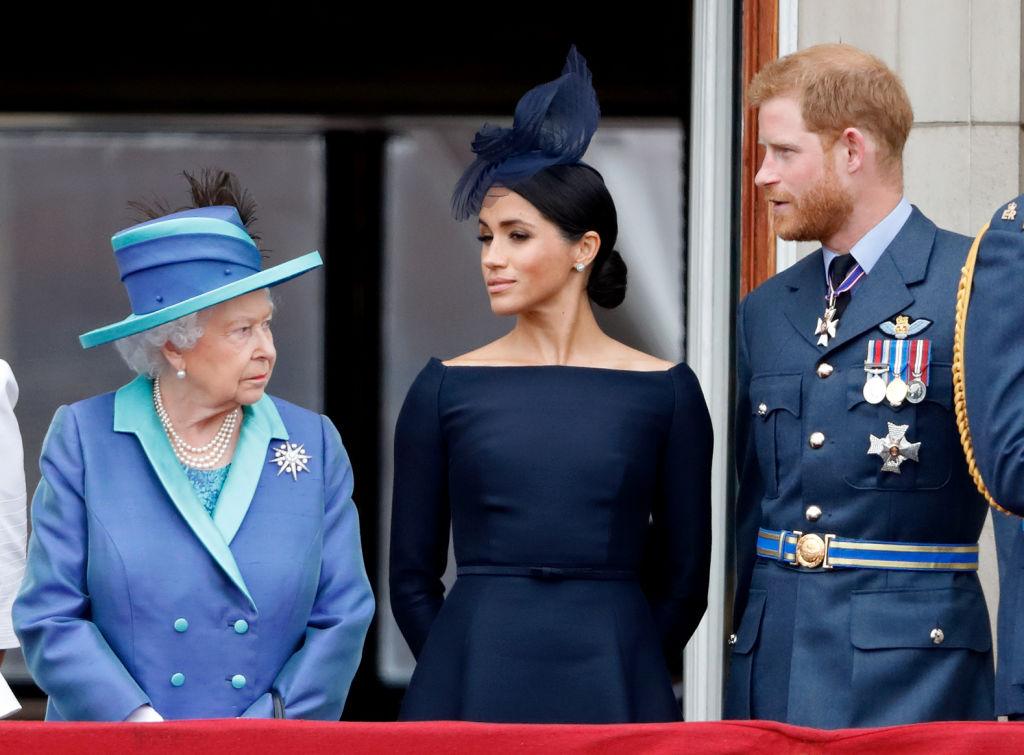 """Filmul despre Prințul Harry și Meghan dezvăluie o primă întâlnire cu regina. """"Oare am făcut cea mai mare greșeală din lume?"""""""