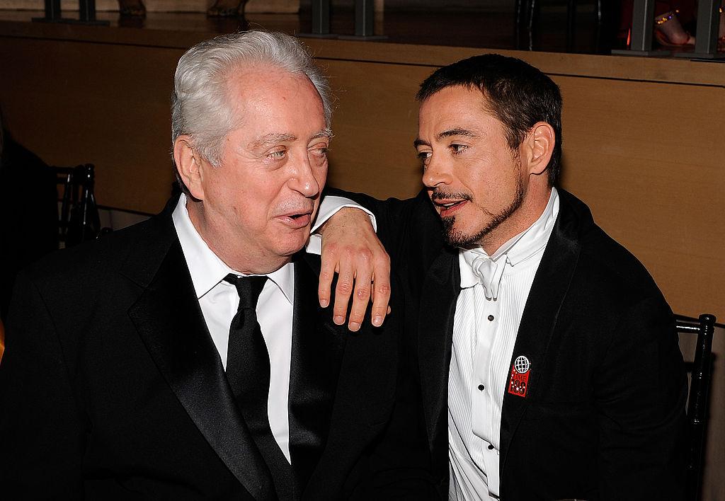 A murit cineastul Robert Downey Sr., tatăl celebrului actor Robert Downey Jr.