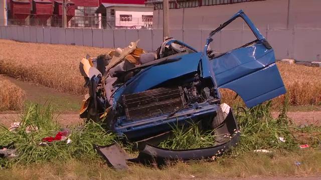 Șoferul bulgar, care a provocat o tragedie în Teleorman, a fost arestat preventiv